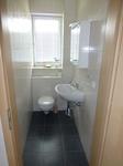 Beide Wohnungen haben eine Gästetoilette
